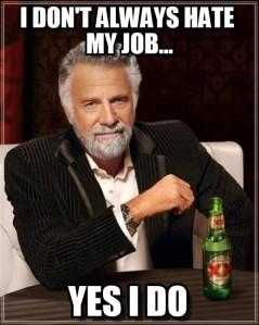 hate job