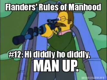 Flanders Rules