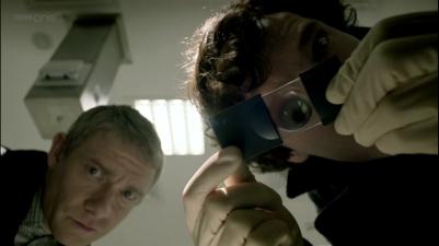 Morgue Sherlock